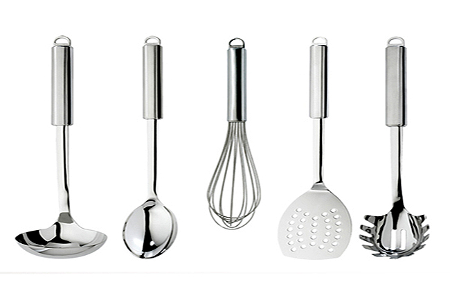 Utensilios de cocina materiales y usos mam wonder woman for Utensilios del chef